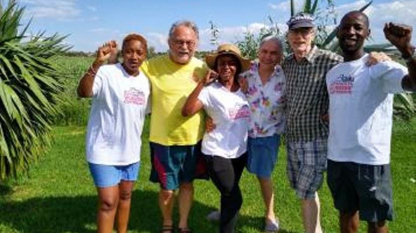 Solidarität mit den Kollegen von Sitech