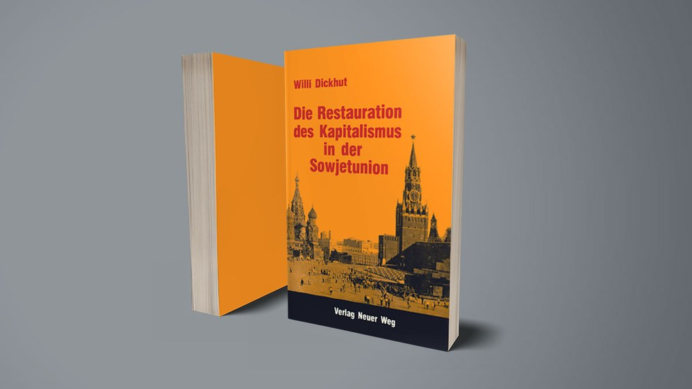 Restauration des Kapitalismus in der Sowjetunion
