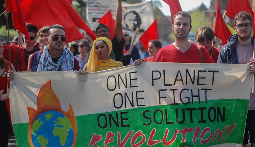 Provokation, Heuchelei, Greenwashing – und massiver Protest!