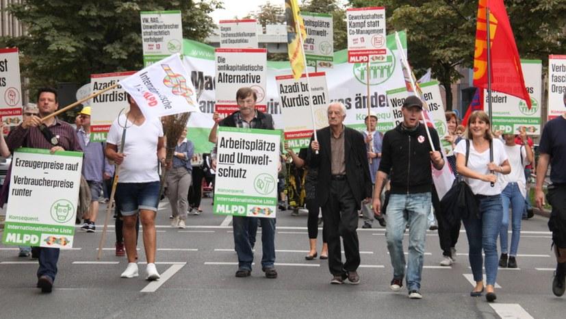 """""""Offene politische Krise und Neuwahlen in Thüringen"""""""