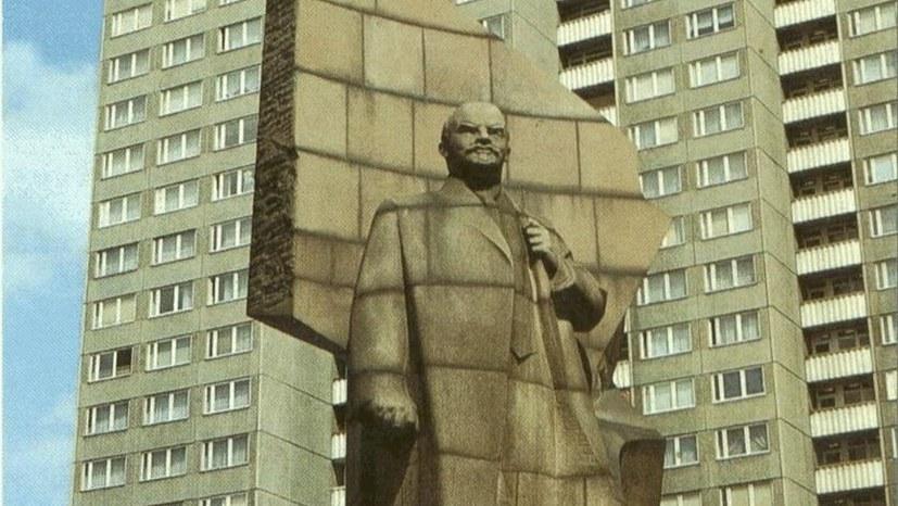Antikommunisten spucken Gift und Galle wegen Lenin-Statue