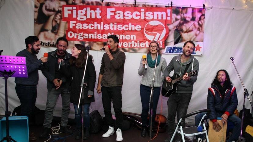 """""""Freiheit für Grup Yorum – die Künstler des Volkes"""""""