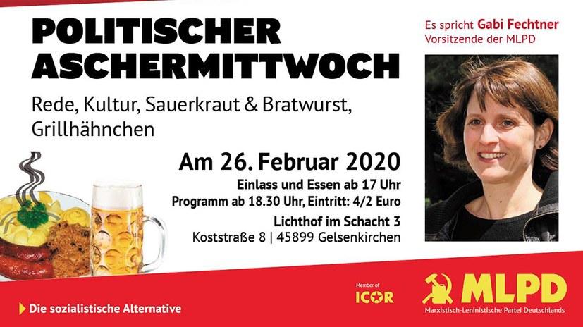 Krisenchaos in Berlin und Thüringen – am Aschermittwoch wird abgerechnet!