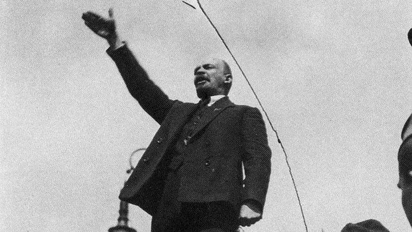 Stimmen zu Lenin aus der Arztpraxis