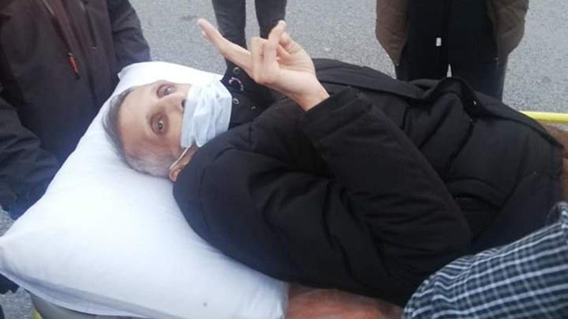 Ibrahim Gökçek ist frei