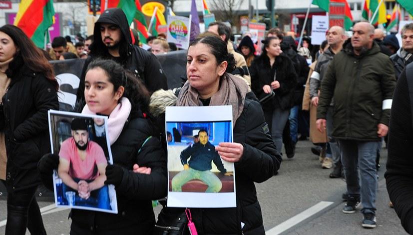 Vor allem junge Leute demonstrierten