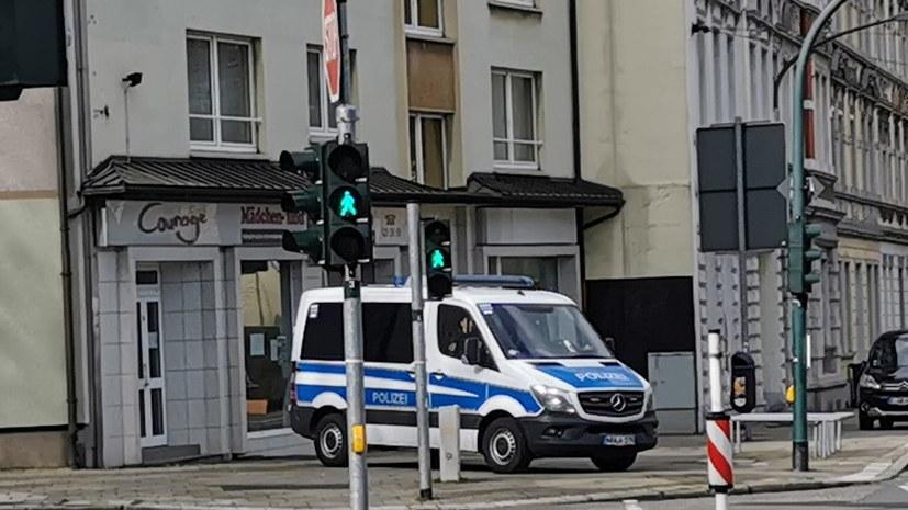 """Antikommunistischer, faschistischer """"Sonntagsspaziergang"""" in der City"""
