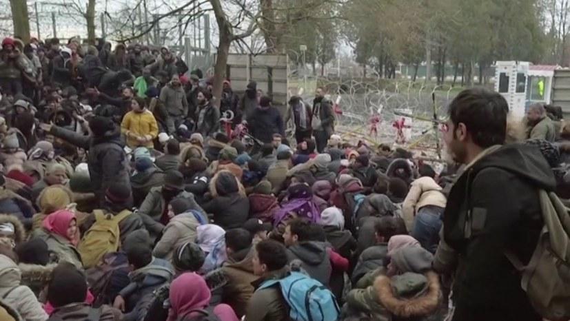 Imperialistische Machtspiele auf dem Rücken der Flüchtlinge