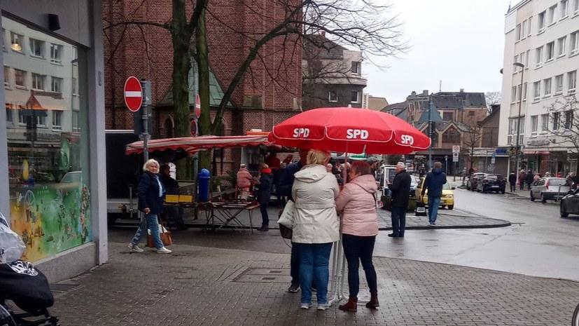 Die Horster SPD rastet aus – doch Lenin kommt!