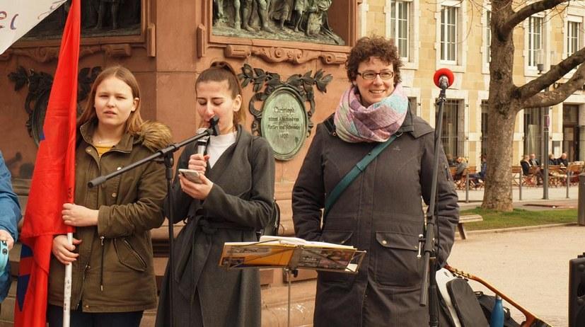 Internationaler Frauentag: Kämpferisch und kulturvoll