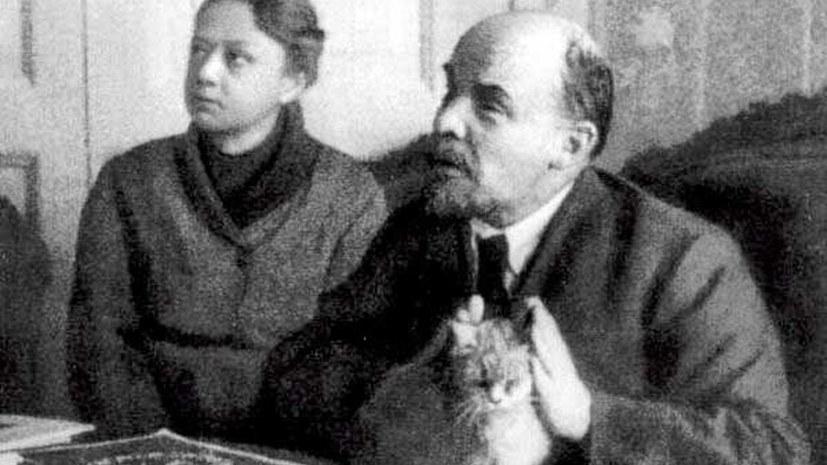 Lenin beim CDU-Stammtisch