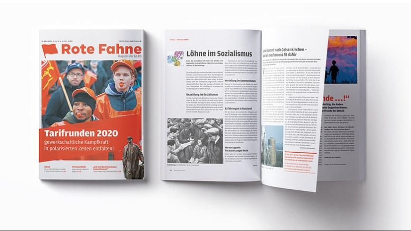 """""""Tarifrunden 2020 - gewerkschaftliche Kampfkraft in polarisierten Zeiten entfalten!"""""""