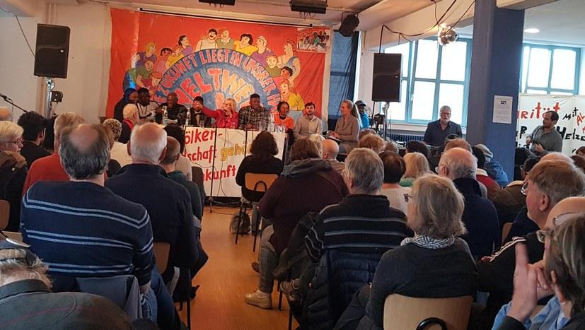 """Corona: Flüchtlinge aus Hotspots retten - Abschiebung stoppen – SOFORT!"" ist online"