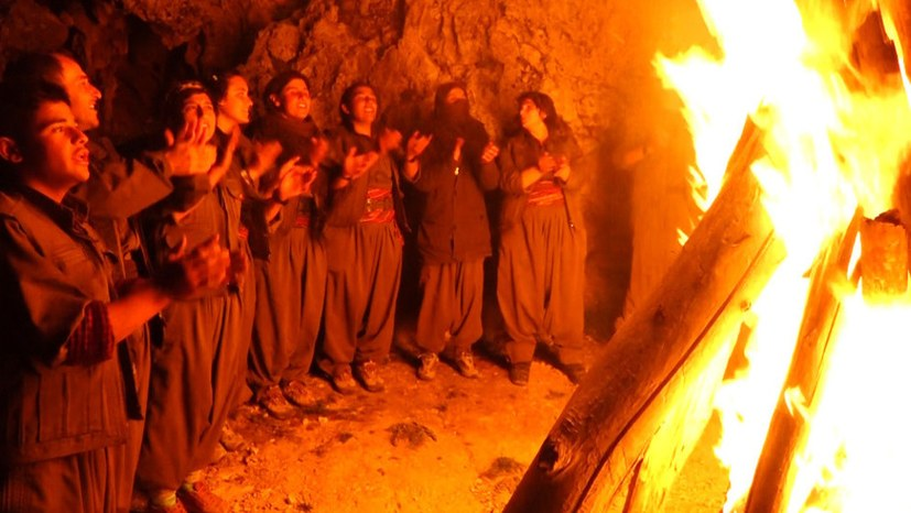 """Newrozê pîroz bê! Die MLPD gratuliert zum Newrozfest!"""