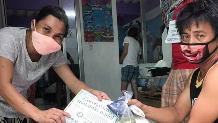 """Philippinen: """"Wir brauchen kein Militär, ..."""""""