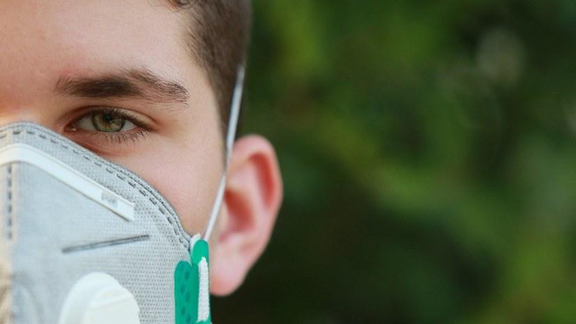 Warum fehlen Schutzmasken?