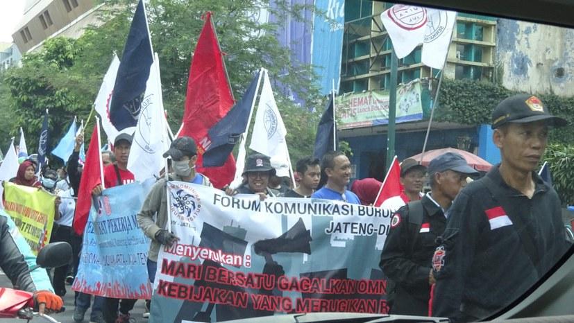 Arbeiter- und Studentenproteste
