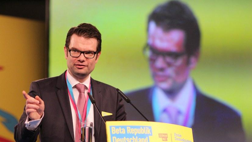 Dr. Marco Buschmann (FDP) fürchtet Revolution