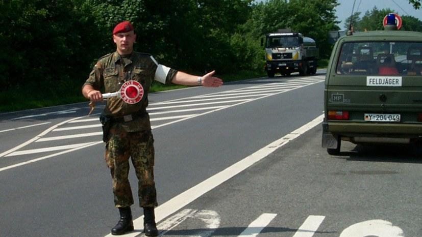 Mobilmachung von 15.000 Soldaten für Einsatz im Inneren geplant