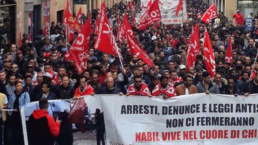 Streikwelle in Italien setzte wichtige Schutzmaßnahmen durch