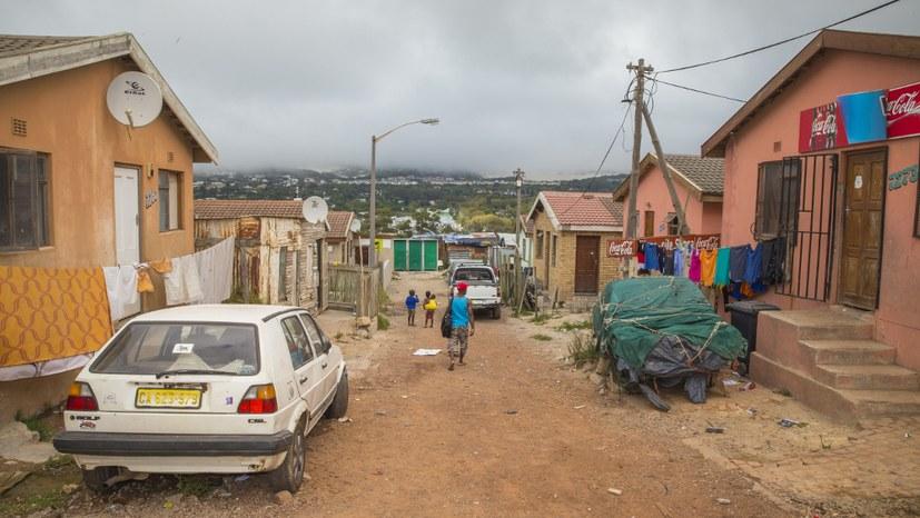 Südafrika: Ausgangssperre trifft vor allem die Armen