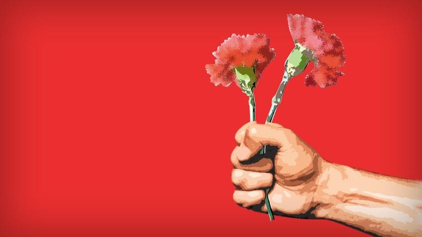 Für Arbeit und Umwelt, Gesundheit und Freiheit - echten Sozialismus!