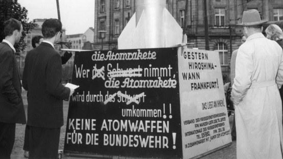 Ratefrage des Tages: Trump oder Adenauer?