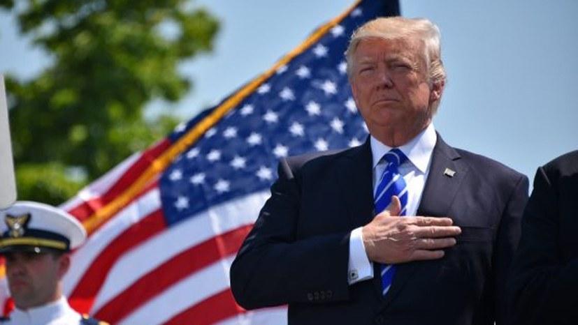 Trump findet den wahren Schuldigen