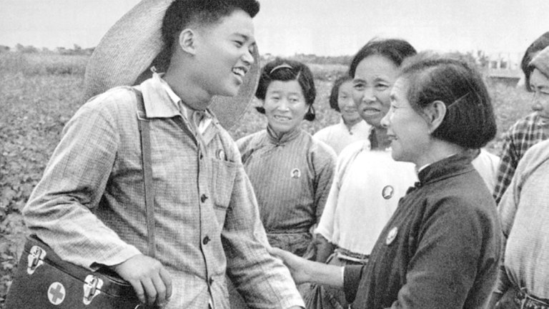 Zwei hervorragende Bücher zum Gesundheitswesen im sozialistischen China