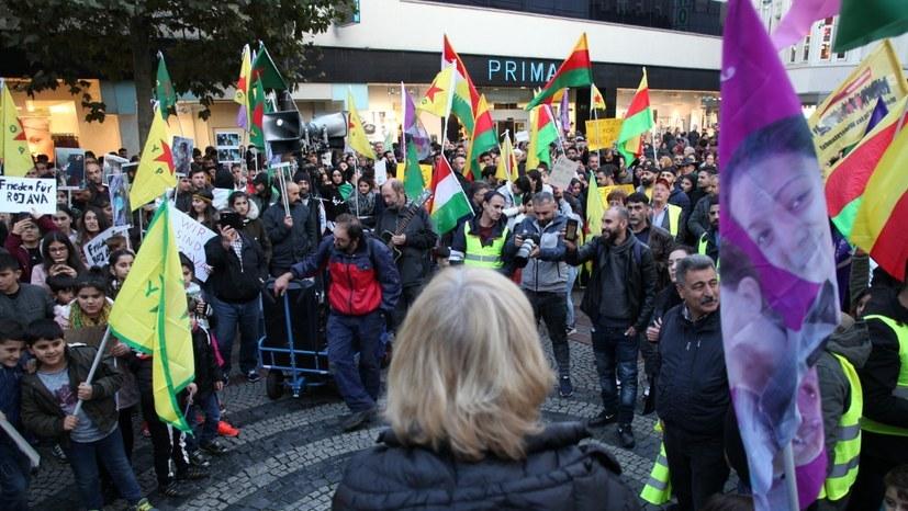 Montagsdemo Gelsenkirchen unterstützt Aufruf zum Tag X