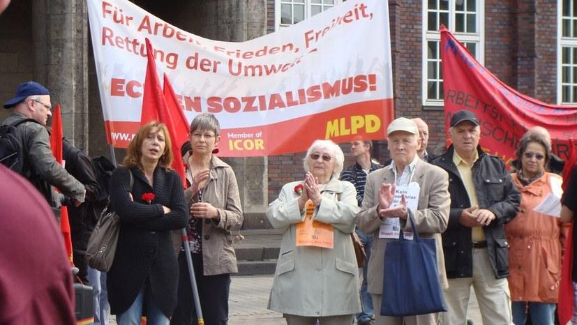 1. Mai-Kundgebung und Autokorso in Herne genehmigt