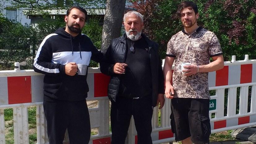 Eintägiger Hungerstreik in Solidarität mit Grup Yorum und Mustafa Koçak