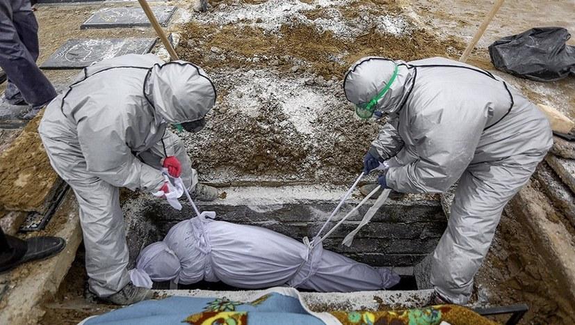 Wie die US-Regierung Hinweise zum künstlichen Ursprung des Coronavirus missbraucht