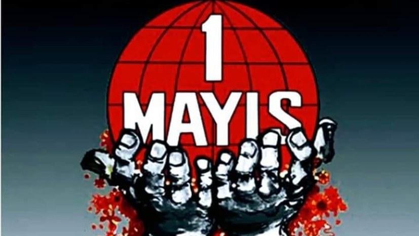 Der 1. Mai ist ein internationaler Solidaritätstag!