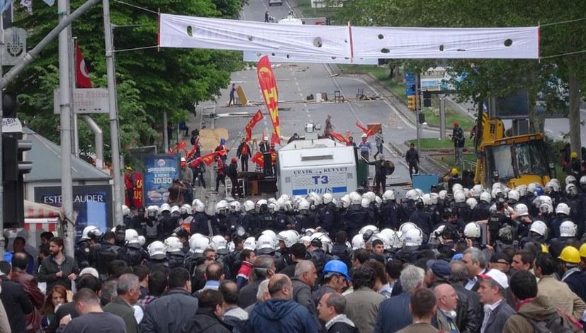 Gewerkschaftsvorsitzende verhaftet
