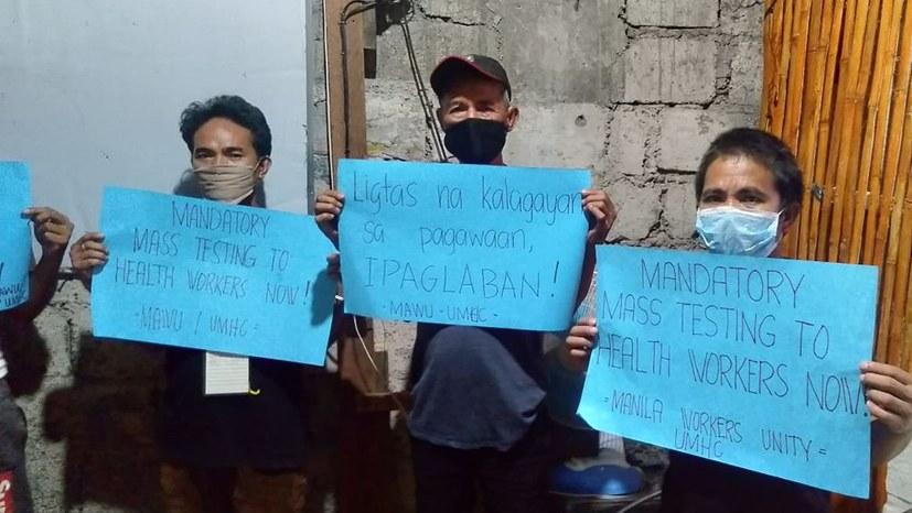 """Philippinen: """"Wir müssen das Schweigen der Menschen brechen"""""""