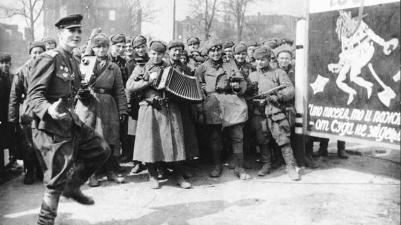 ICOR feiert 75 Jahre Sieg über den Faschismus