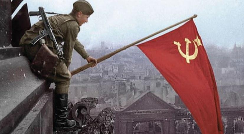 75. Jahrestag der Befreiung vom Hitler-Faschismus - Kundgebungen und Gedenkfeiern