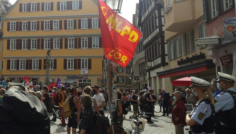 8. Mai: Rote Fahne Magazin und Sozialismus