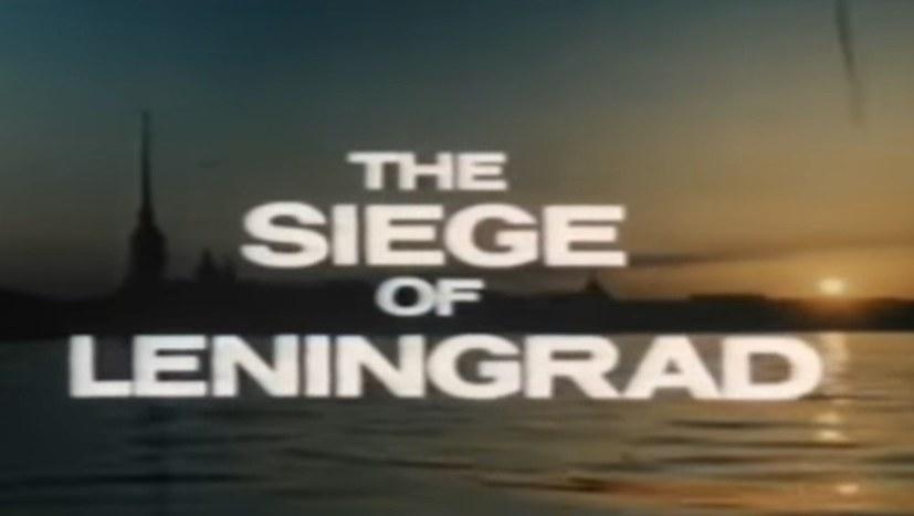 """""""Der unvergessene Krieg"""" - Heute: Folge """"Die Belagerung von Leningrad"""""""