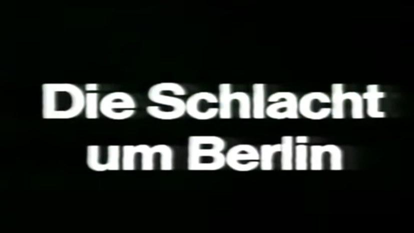 """""""Der unvergessene Krieg"""" - Heute: Folge """"Die Schlacht um Berlin"""" - Feedback erwünscht"""
