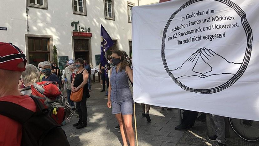 Esther Bejerano: Den 8. Mai in Deutschland zum Feiertag erklären!