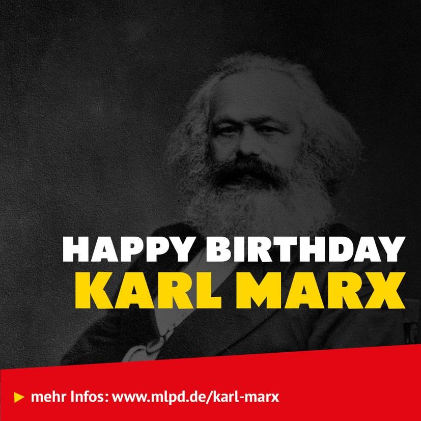 Happy Birthday zum 202. Geburtstag