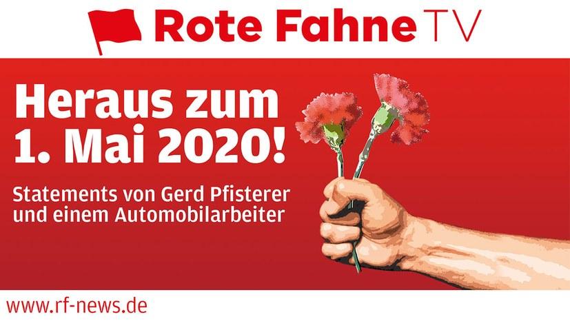 Heraus zum 1. Mai 2020!