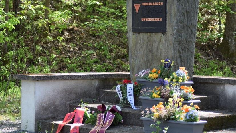 8. Mai: In Erinnerung an Theodor Neubauer und die Häftlinge auf dem Todesmarsch