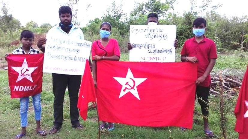 Internationaler Kampftag der Arbeiterklasse bringt die Massen Asiens auf die Straße