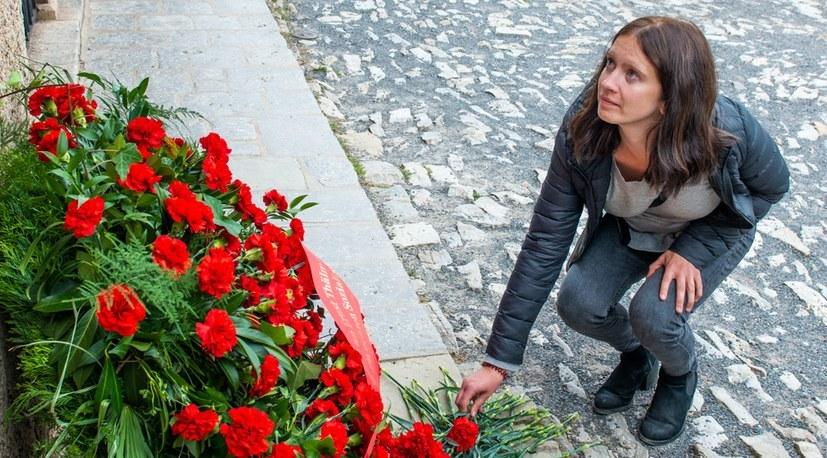 """Kundgebung und Kranzniederlegung der MLPD am 8. Mai vor der """"Horster Mitte"""" ist genehmigt"""