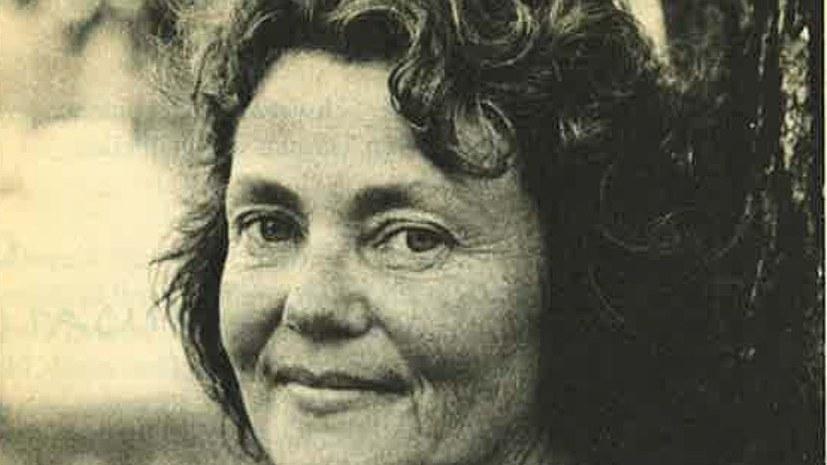 Tod einer hervorragenden Autorin