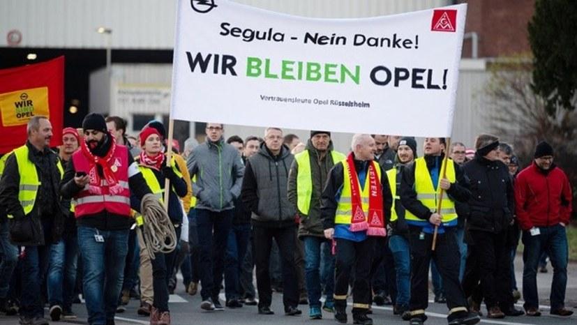 Tabubruch gescheitert! - Gekündigte ITEZ-Beschäftigte bei Opel Rüsselsheim müssen weiterbeschäftigt werden!