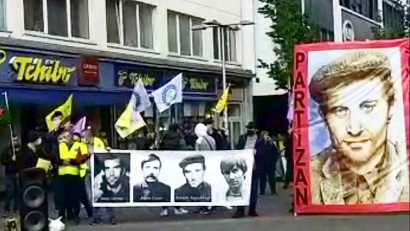 Montagsdemonstration und Gedenken an Ibrahim Kaypakkaya